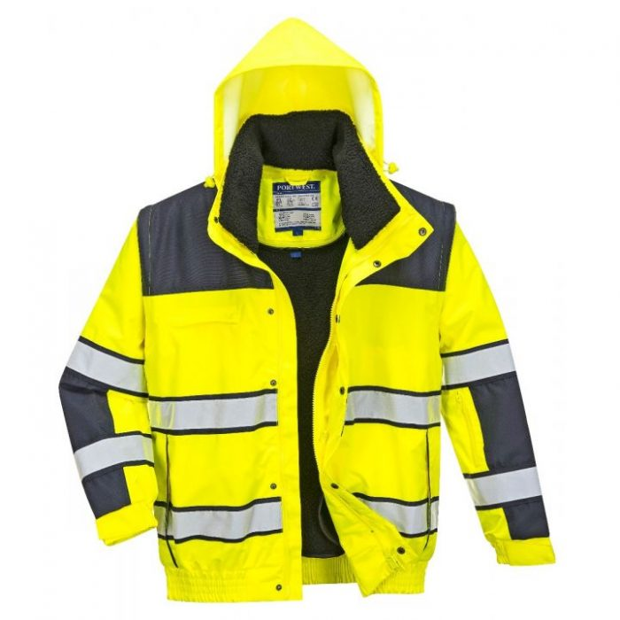 High Visibility Gear For Road Workers & Dog Walkers