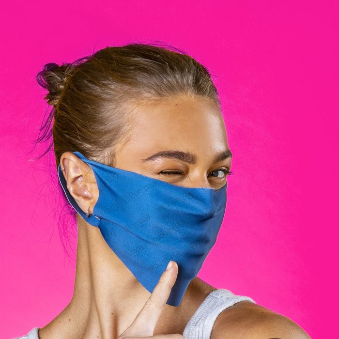 We sell face masks with logos online