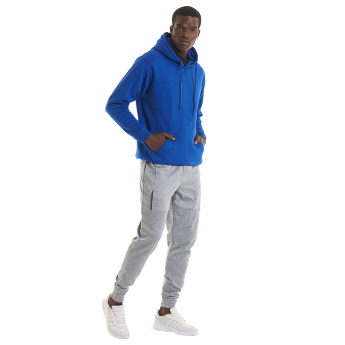 UC501 Uneek Clothing 350GSM Premium Hooded Sweatshirt For Printed Or Embroidered Logo From Quality Uk Workwear Supplier